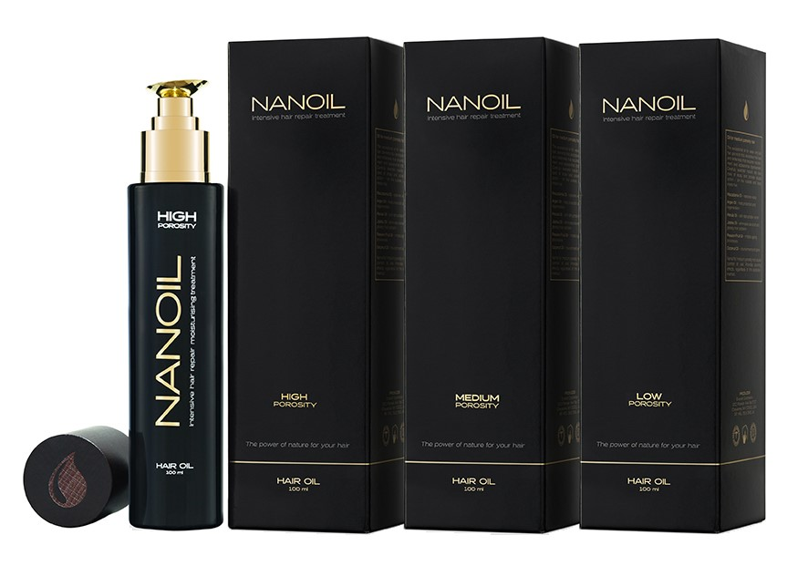 Nanoil three oils